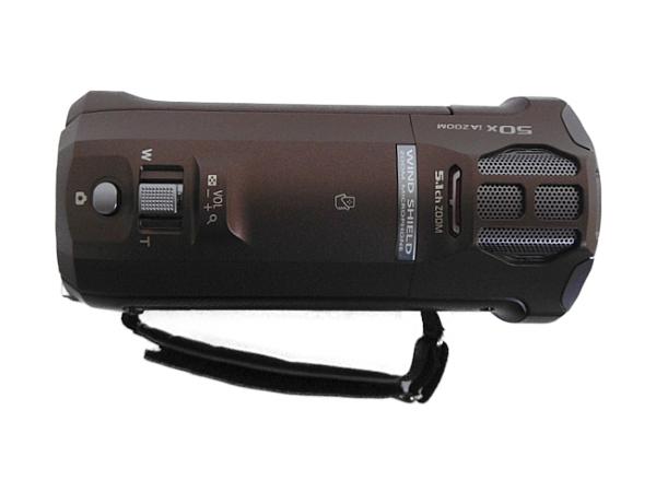 Panasonic パナソニック ビデオカメラ HC-W870M ワイプ撮り 軽量 ハイビジョン デジタル カメラ ブラウン