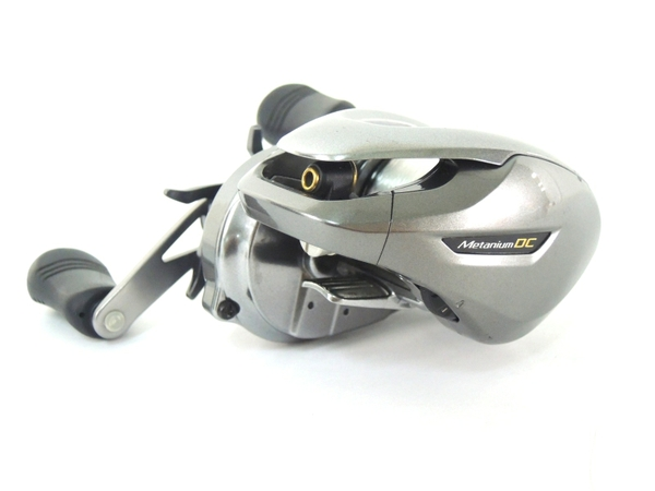Shimano ベイトリール 15 メタニウムDC HG 右 釣具
