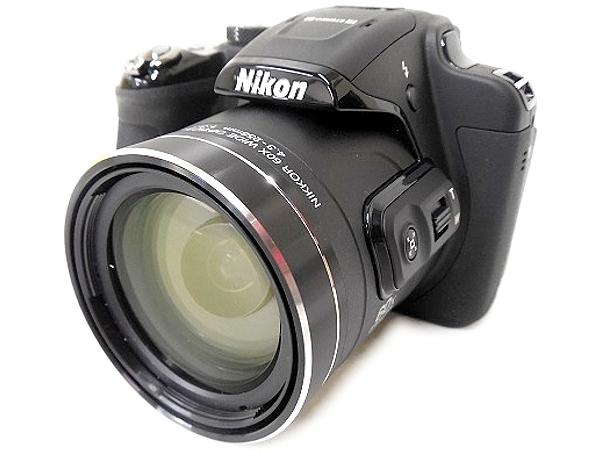 NikonNikon ニコン クールピクス COOLPIX P610 デジタルカメラ コンデジ ブラック