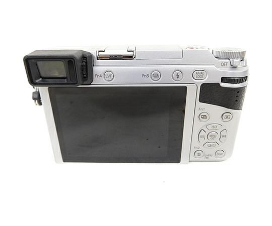 Panasonic パナソニック ミラーレス一眼 LUMIX DMC-GX7 MK2K 標準ズーム レンズキット シルバー カメラ