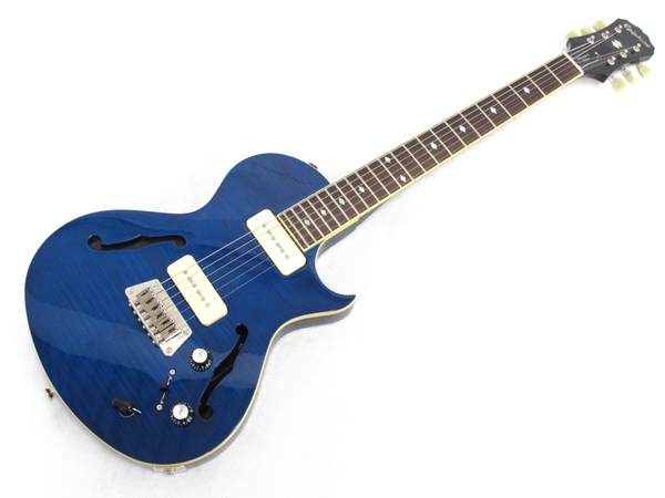 EPIPHONE Blueshawk DELUXE MS エレキギター ソフトケース付