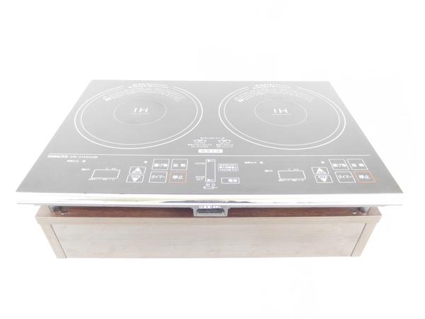 YAMAZEN ヤマゼン IHW-S1460G(B) IH調理器