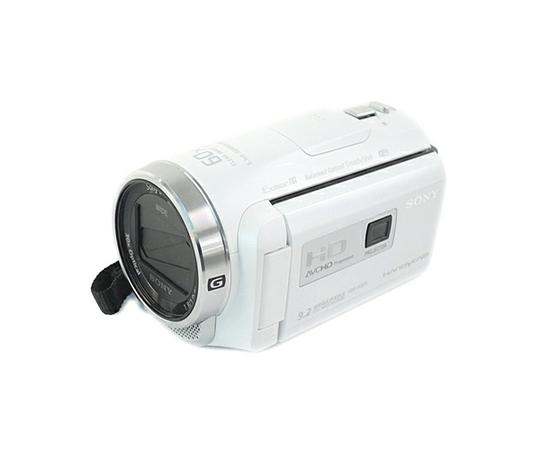 SONY ソニー  HDR-PJ675 デジタルHD ビデオカメラ レコーダー ホワイト