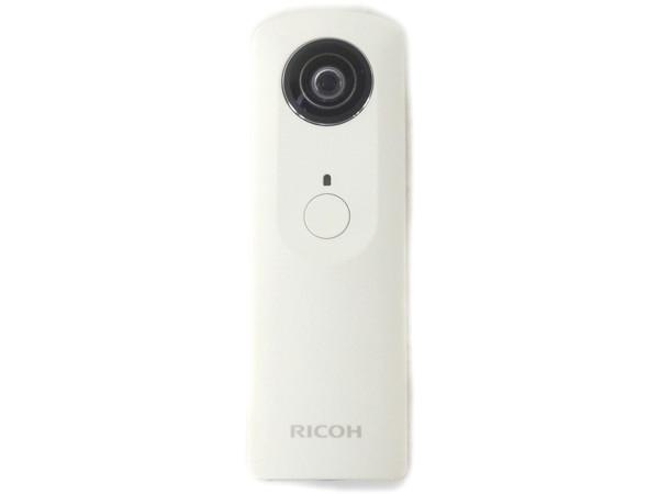 RICOH リコー 360度 カメラ THETA m15 ホワイト シータ 全天球カメラ