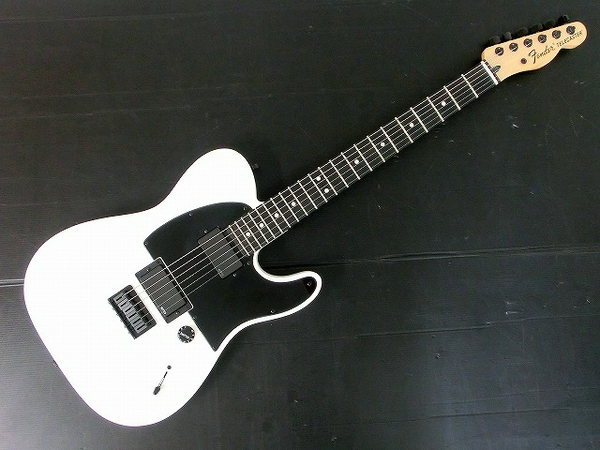Fender Mexico Jim Root Telecaster Flat White エレキギター  (1)