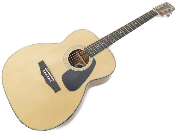MORRIS モーリス F-280 NAT アコースティック ギター ソフトケース 付