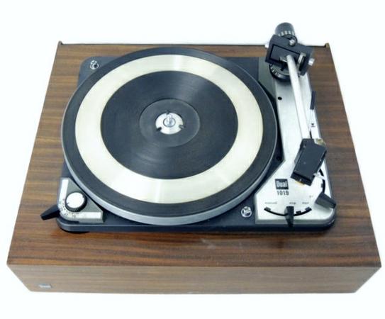 DUAL 1019 ターンテーブル 音響 希少 オーディオ 機器