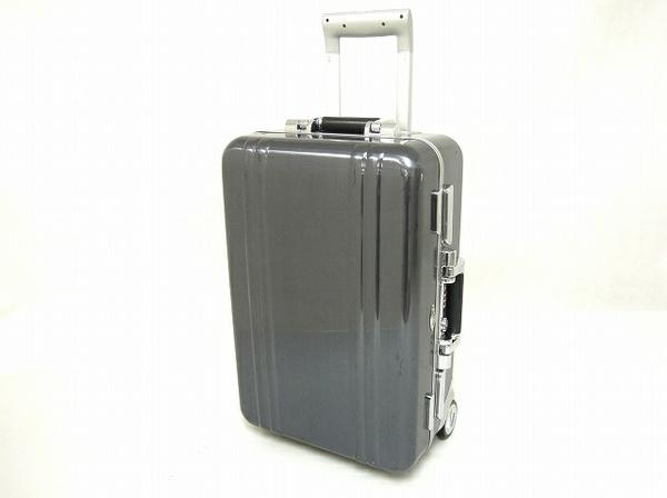 ゼロハリバートン ポリカーボネイト スーツケース トランク