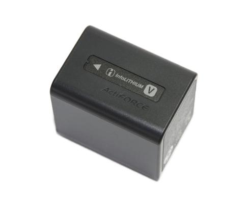 [予備バッテリー] SONY ソニー NP-FV70A (FDR-AX100 / AX30 / AX40 / AX55 / HDR-CX680 / CX675 / CX535 / DEV-50V 用) [単体では注文できません]