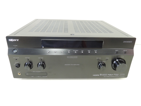 SONY ソニー TA-DA5400ES AVアンプ ブラック