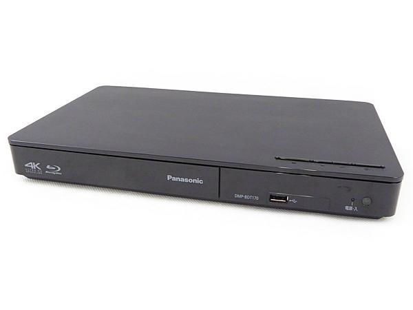Panasonic DMP-BDT170 BD ブルーレイ ディスクプレーヤー ブラック