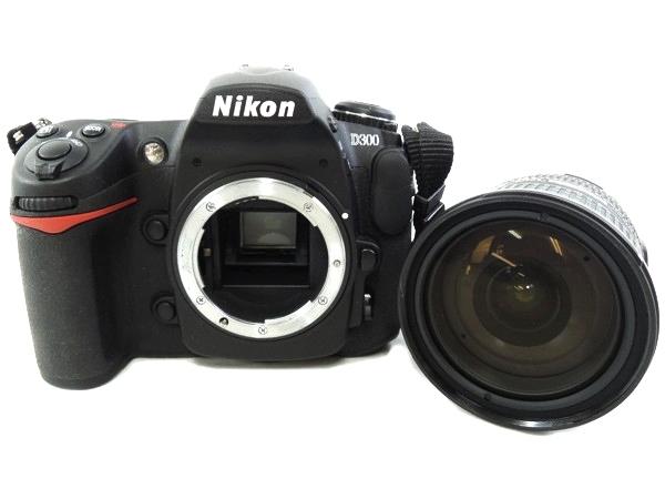 Nikon ニコン D300 AF-S DX VR18-200G レンズキット D300LK18-200 カメラ デジタル一眼レフ