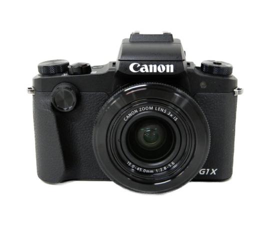 Canon キャノン デジタルカメラ PowerShot G1 X Mark III 2420万画素 Wi-Fi APS-Cセンサー