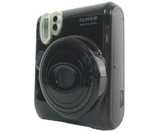 FUJIFILM 富士フィルム チェキ instax mini 50S インスタントカメラ ピアノブラック