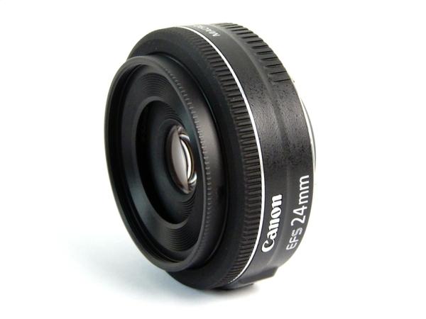 Canon キヤノン EF-S 24mm F2.8 STM EF-S2428STM カメラ レンズ パンケーキ