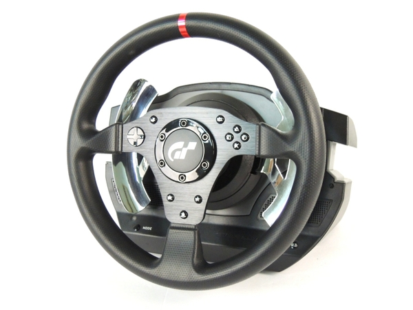 THRUSTMASTER T500RS racing WHEEL グランツーリスモ6 推奨モデル PlayStation3用