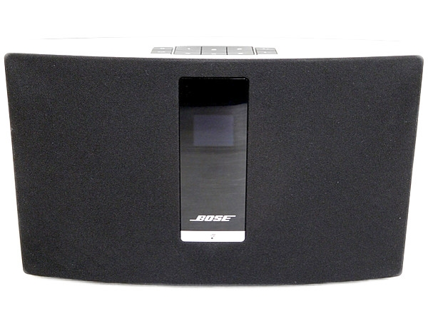 BOSE SoundTouch 20 Wi-Fi Music System スピーカー ブラック