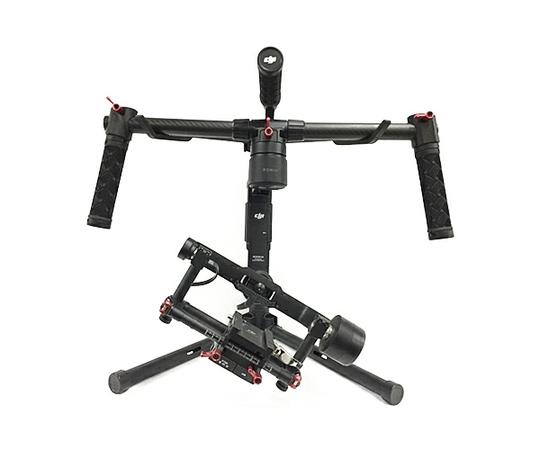 DJI RONIN-M 3軸ハンドヘルド ジンバル 小型軽量 カメラ ドローン