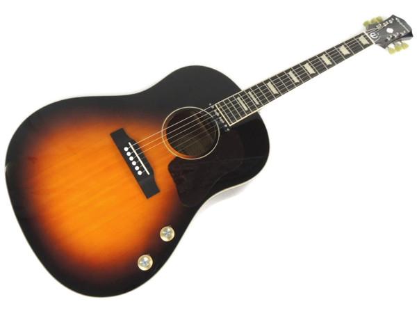 Epiphone EJ-160E VS エレアコ ギター 楽器