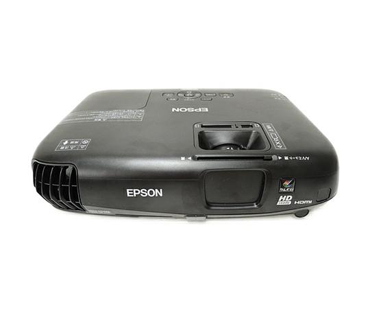 EPSON エプソン EH-TW510 プロジェクター 3D対応 スピーカー内蔵 2700ルーメン