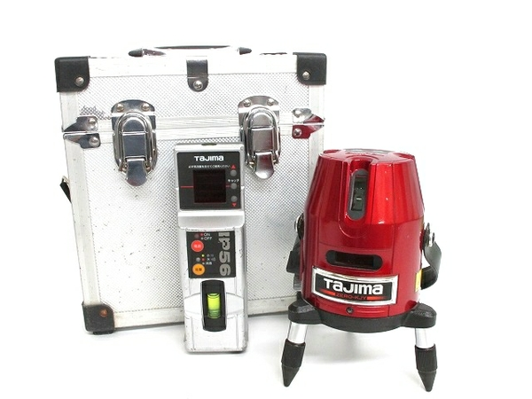 タジマ ZERO-KJY  矩十字・横 レーザー 墨出し器