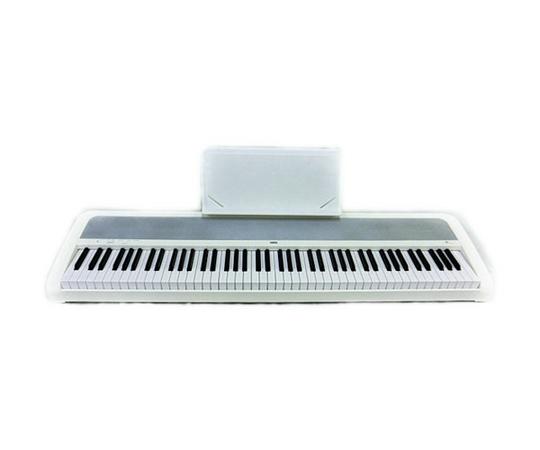 KORG コルグ B1 電子ピアノ 88鍵 ペダル付 ハンマー鍵盤 ホワイト
