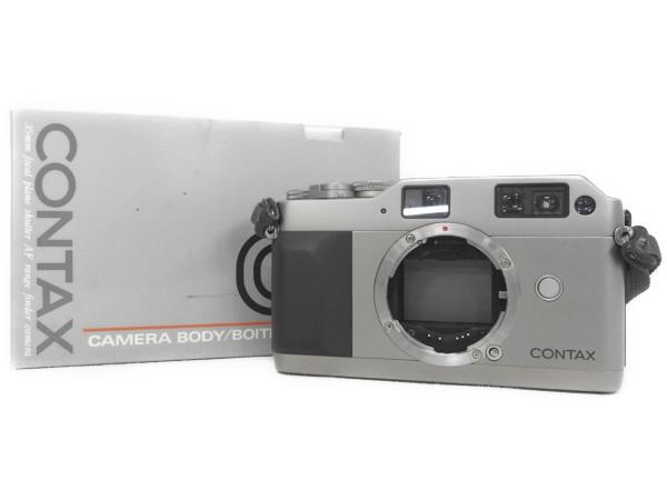 KYOCERA 京セラ CONTAX G1 フィルムカメラ ボディ