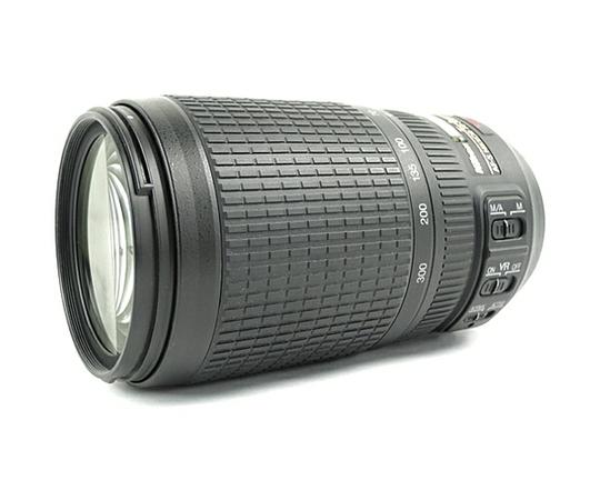 Nikon ニコン AF-S VR Zoom-Nikkor ED 70-300mm F4.5-5.6G IF カメラレンズ 望遠