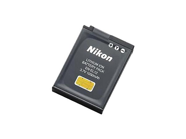 [予備バッテリー] Nikon ニコン EN-EL12 (COOLPIX A1000 / COOLPIX AW130 用) [単体では注文できません]
