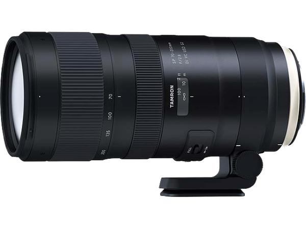 TAMRON タムロン 交換レンズ SP 70-200mm F/2.8 Di VC USD G2 キャノン用 望遠ズームレンズ Model A025