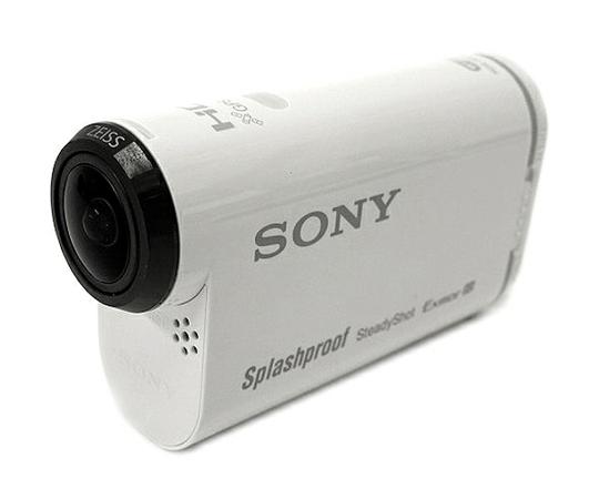 SONY ソニー アクションカメラ HDR-AS200V 動画撮影