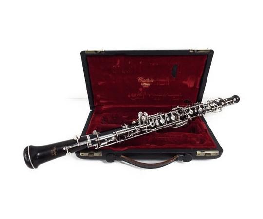 YAMAHA YOB-821 Custom オーボエ 楽器 ハードケース付 ヤマハ