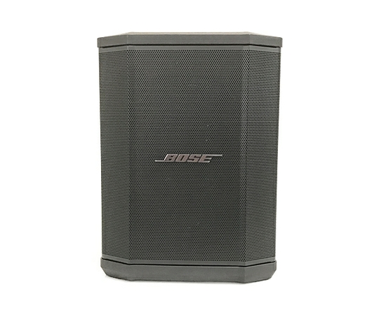 BOSE ボーズ S1 Pro Multi-Position PA system ポータブルPA システム 電池駆動 アンプ スピーカー