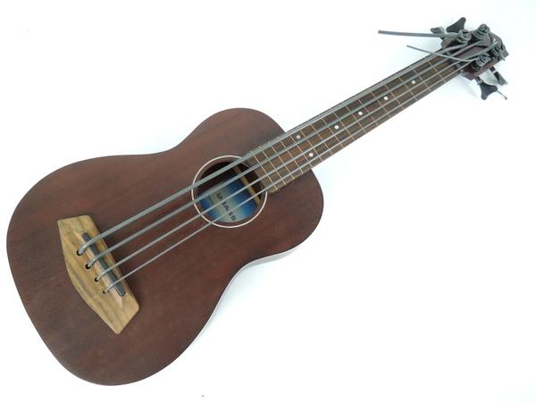 KALA UBASS-RMBL-FL ウクレレ ベース 楽器 ケース付き