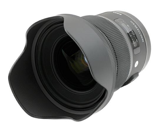 SIGMA シグマ 24mm F1.4 DG カメラ レンズ キャノン 用