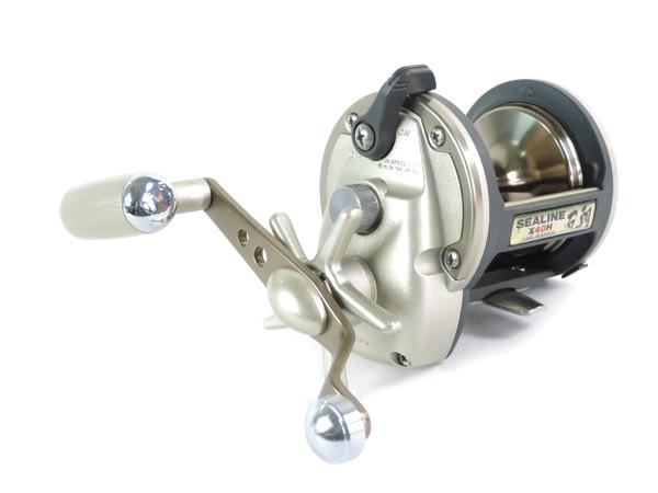 DAIWA SEALINE シーライン X40H 石鯛 リール 釣り 釣具
