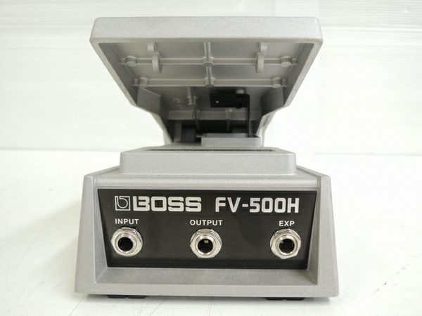 BOSS ボリューム・ペダルフット・ボリューム FV-500H