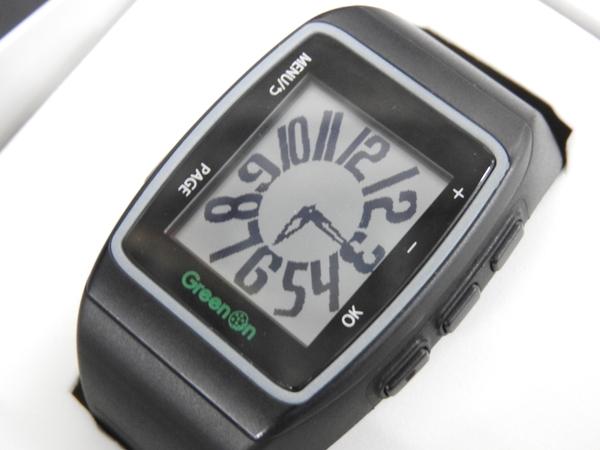 MASA マサ GREENON THE GOLF WATCH MK2 ゴルフGPS 腕時計 スポーツウォッチ