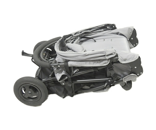 AIRBUGGY エアバギー ベビーカー COCO ココ ブレーキモデル スモーキーグレイ A型ベビーカー 3輪バギー