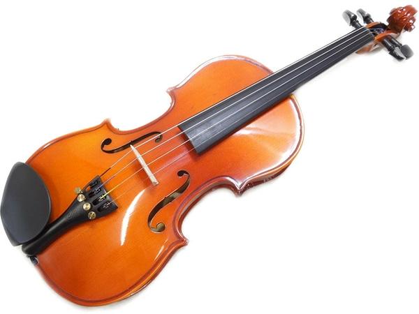 STENTOR ステンター STUDENT II バイオリン 1/2 弦楽器 ケース付き