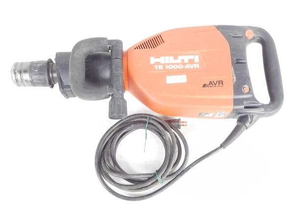 HILTI ヒルティ 電動ハンマ ブレーカー TE1000-AVR 電動ハツリ機 電動工具
