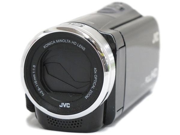 JVC Everio GZ-E880-B デジタルビデオカメラ フルHD