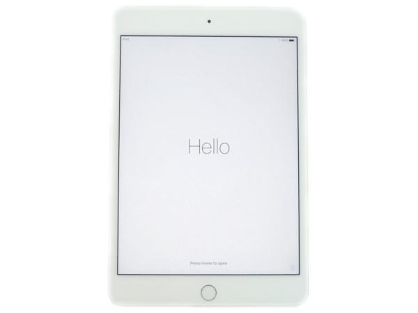 Apple iPad mini 4 MK9P2J/A Wi-Fi 128GB 7.9型 シルバー