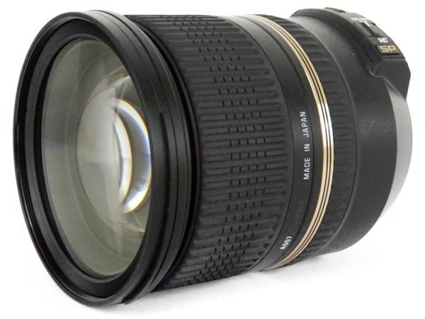 タムロン TAMRON SP 24-70mm f2.8 Di VC USD キャノン用 カメラ レンズ
