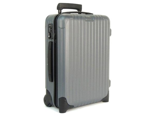 リモワ RIMOWA SALSA 810.52.35.2 スーツケース 33L 2輪 グレー トランク