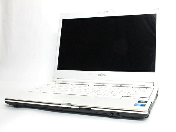 富士通 LIFEBOOK SH54/C ノートパソコン Win7 i3 M380 2.53GHz 4GB HDD640GB 13.3インチ FMVS54CD1