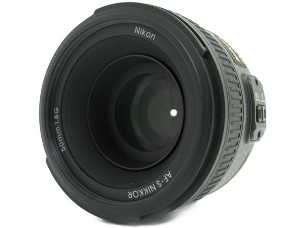 Nikon ニコン レンズ AF-S NIKKOR 50mm f1.8 G カメラ 単焦点