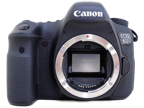 Canon キヤノン 一眼レフ EOS 6D ボディ デジタル カメラ 一眼 フルサイズ