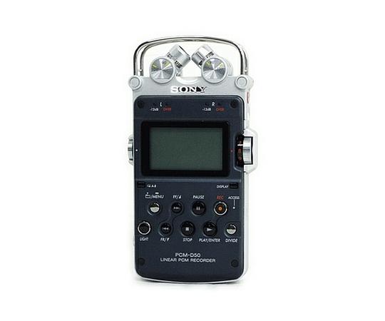 SONY ソニー PCM-D50 リニア PCM レコーダー  ボイスレコーダー