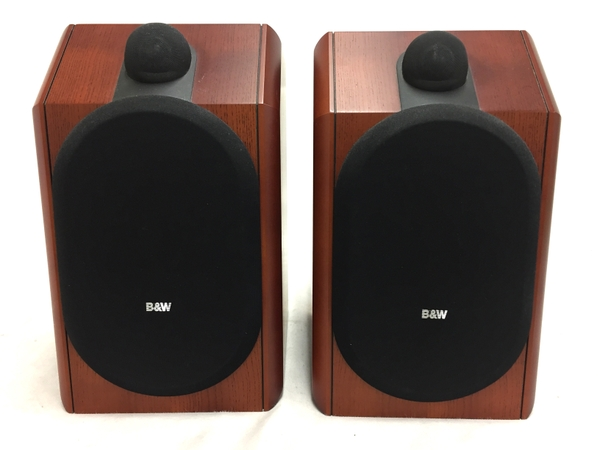 Bowers Wilkins CDM1  2スピーカー バスレフ方式 ブックシェルフ型 スピーカー ペア